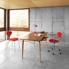 Cherner Studio Task Chair and Cherner Studio Desk