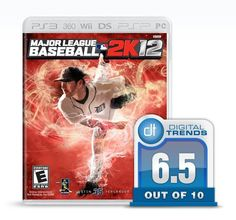 MLB 2K12 review-2K Sports' yearly offering of America's pastime swings and misses with MLB 2K12.    http://www.digitaltrends.com/gaming/mlb-2k12-review/