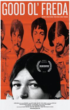 Good Ol' Freda 2013 documentary ~ If you loved the Beatles, you'll love Freda.