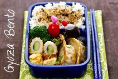 Gyoza Bento 餃子弁当 | Easy Japanese Recipes at JustOneCookbook.com