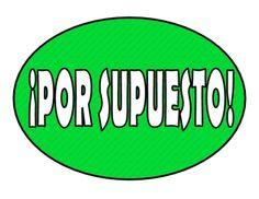 Fun Exclamatory Phrases in Spanish....great bulletin board idea!