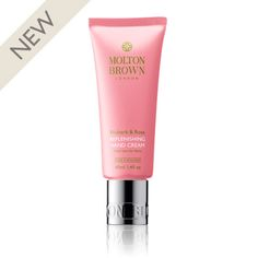 Molton Brown USA  Rhubarb & Rose Hand Cream