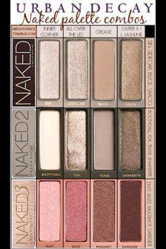 Naked urban decay Kiss Makeup, Love Makeup, Makeup Looks, Hair Makeup, Makeup Ideas, Makeup Tutorials, Cheap Makeup, Eyeshadow Tutorials, Pretty Makeup