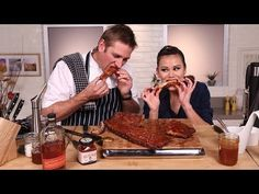Barbecue Ribs Recipe From House of Cards! | Get the Dish - YouTube