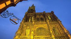 Catedral de Estrasburgo - Alsacia
