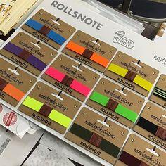Notebook clamp with pen holder. ✏️✏️✏️ Opaska do rollsa z uchwytem na ołówek lub długopis. 🖊🖊🖊 #notebook #rollsnote #journal #notes #rolls #bestnotebook #stationery