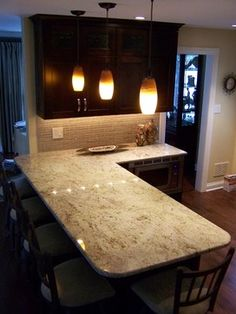 Pin By J And B Kitchen Designs On Granite Countertops | Pinterest ...