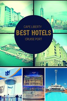 UPDATED 2016- Sailing on Anthem of the Seas or another ship departing from Bayonne, NJ? Check out our list of the Best Hotels Near Cape Liberty Cruise Port.