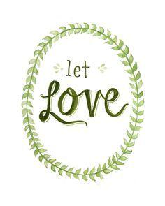 Let Love.