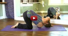 10 Minute Yoga Back Stretches For Pain, How To Routine | Beginners Yoga Jen Hilman