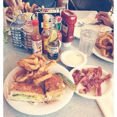 Check Out Schooner or Later in Long Beach, CA as seen on Diners, Drive-ins and Dives and featured on TVFoodMaps.