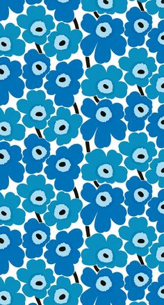 iPhone壁紙 Wallpaper Backgrounds and Plus Marimekko Unikko iPhone Wallpaper Flower Wallpaper, Pattern Wallpaper, Wallpaper Backgrounds, Iphone Wallpaper, Wallpaper Ideas, Textile Patterns, Print Patterns, Floral Patterns, Pattern Print