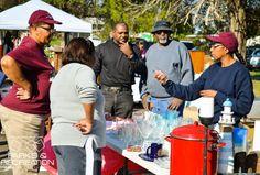 Manassas Park community center yard sale 1