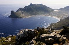 Hout Bay, South Africa - best place for fish & chips. sitting on the quay! Places Ive Been, Places To Go, Cape Town South Africa, Beautiful Places, Amazing Places, Beautiful Pictures, Out Of Africa, A Whole New World, Stunning View