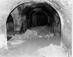 Tunnels under Gainsborough.