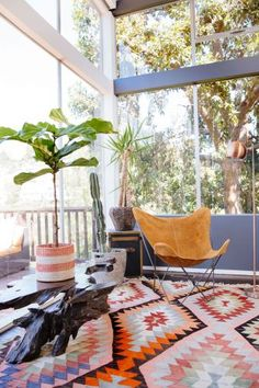 Tour The New Boho Home Of L.A.'s Raddest Celeb Hairstylist.