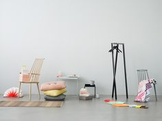 Loop stand pillows etc avail. At propertyfurniture.com