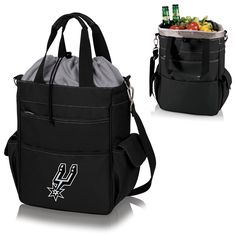 The San Antonio Spurs Activo Cooler Insulated Tote Bag