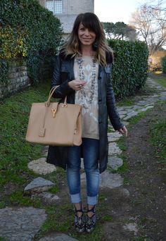 #fashion #fashionista Francesca Don't Call Me Fashion Blogger!: Cabas...shock!