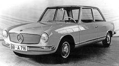 Mercedes W119 prototype