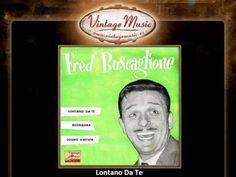Fred Buscaglione -- Lontano Da Te (VintageMusic.es <3