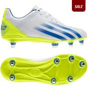 buy popular af8a0 c30b9 Adidas FF80 Pro XTRX Soft Ground Rugby Boot in Running  White Electricity Blue Beauty