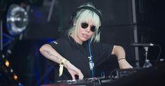 "After releasing her remix of DJ Snake's ""Middle"" on OWSLA's Worldwide Broadcast compilation, Amber Giles aka Mija teamed up with Playboy for a photo and video shoot that shows off her distinct style, awesome tattoos and badass L.A. loft."