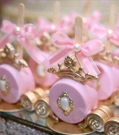 Cinderella Birthday, Princess Birthday, Princess Party, Oreo Cookie Cake, Oreo Cookies, Kids Party Treats, Oreo Treats, Lollipop Recipe, Oreo Biscuits