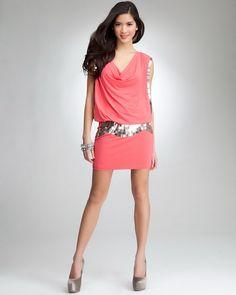 Bebe Cocktail Dresses for Women
