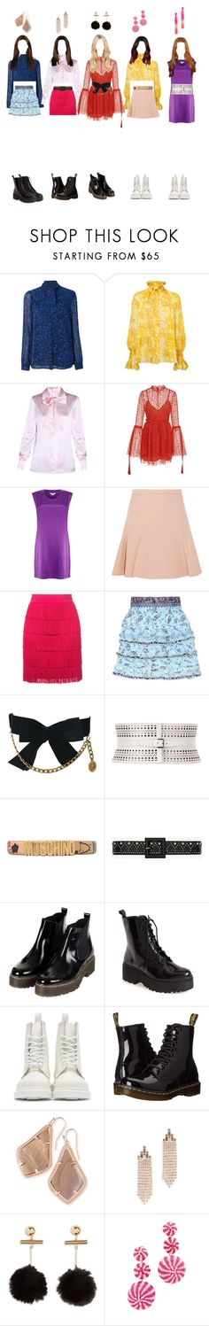 """FMF2"" by withblueofficial ❤ liked on Polyvore featuring MICHAEL Michael Kors, Sonia Rykiel, Yves Saint Laurent, Alice McCall, Helmut Lang, Miu Miu, STELLA McCARTNEY, Poupette St Barth, Chanel and Alaïa"