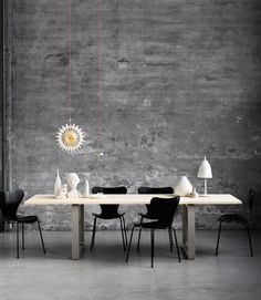 inspired by fritz hansen