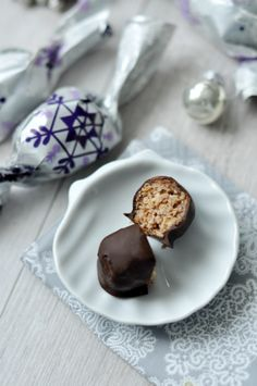 Tejmentes és gluténmentes szaloncukor recept Panna Cotta, Tej, Muffin, Paleo, Pudding, Snacks, Breakfast, Ethnic Recipes, Desserts