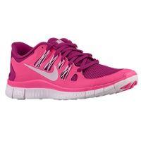 Nike Free 5.0+ - Women's - Red / Pink