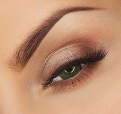 Natural Eyes and Brows