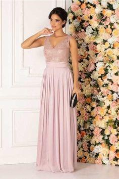 Bridesmaid Dresses, Wedding Dresses, Fashion, Embroidery, Bridesmade Dresses, Bride Dresses, Moda, Bridal Gowns, Fashion Styles
