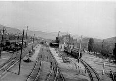 Pocatello, Idaho Railroad Depot in 1924