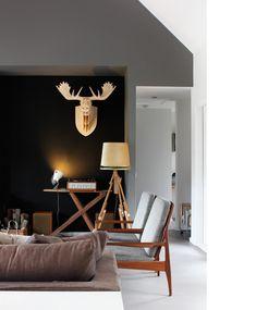 The stunning new Castlemaine home of stylist / visual merchandiser Luke Mortimer
