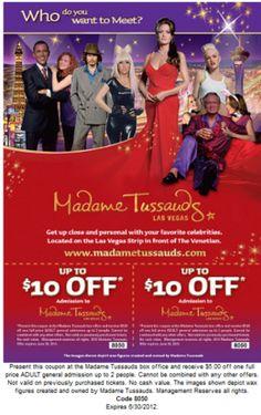 Las Vegas Discounts and Deals
