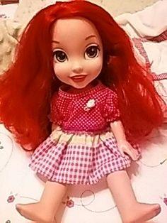 Cadeau Emballé Disney Princess Little Mermaid Ariel Transforming singing doll