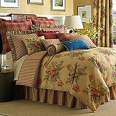 image of Rose Tree Hamilton Bedding Collection