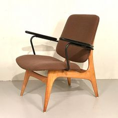Wébé lounge chair, 1950s