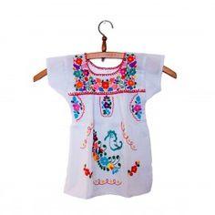 ropa artesanal para niñas