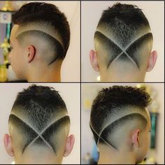 #hairart #hairdesign #tribaldesign Visit: http://Jatai.net for beauty and barber tools and products!