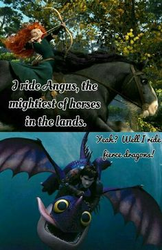 Sure Hiccup. Sure ;)