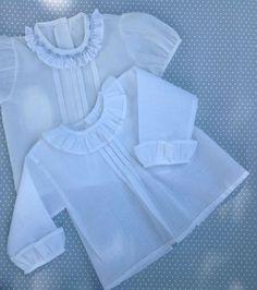 f94fba9e tutorial para hacer camisa bebé recién nacido, con video, patrones e  indicaciones Camisetas Bebe