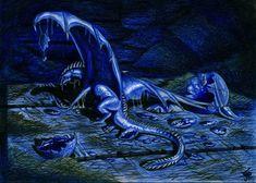 Birth Saphira by Deygira-Blood.deviantart.com on @DeviantArt