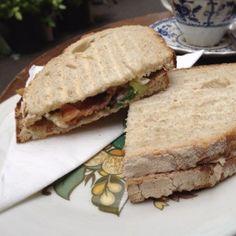 Sourdough Cafe Toastie