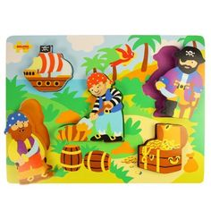 Bigjigs Toys BJ547 Chunky Lift Out Pirate Puzzle by Bigjigs Toys, http://www.amazon.co.uk/dp/B005EJYROM/ref=cm_sw_r_pi_dp_iq5ksb0ZPJZJP