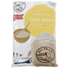 Big Train Cake Batter 35 lb bulk >>> This is an Amazon Associate's Pin. To view further for this item, visit this Amazon Affiliate link.