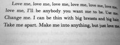 chuck palahniuk (invisible monsters)